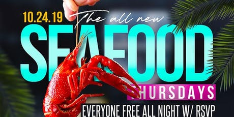 Seafood Thursdays tickets