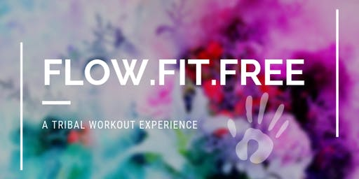 FLOW FIT FREE - Community Workout & Yoga Event