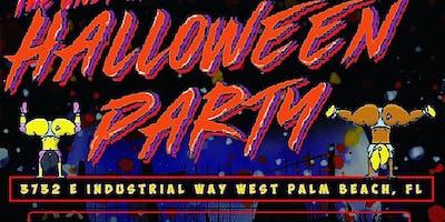 The Undrground Halloween Party