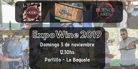 ExpoWine 2019 - 2da Edición entradas
