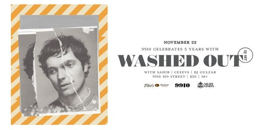 5 Year Anniversary ft. WASHED OUT (DJ SET)