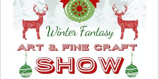 Winter Fantasy Art Show 2019