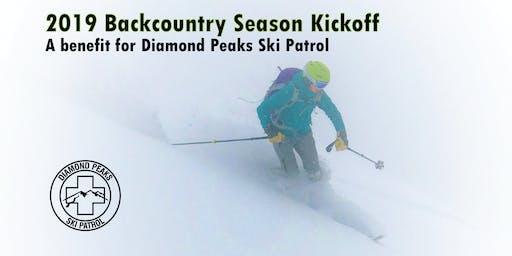 2019 DPSP Backcountry Season Kickoff Party