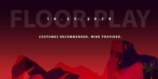 Floor Play: Halloween Edition