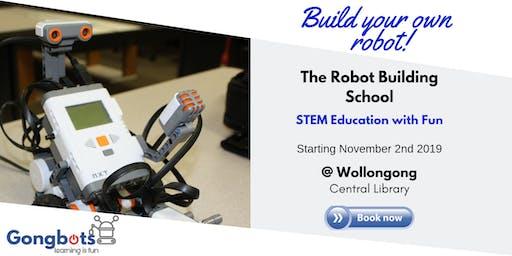 The Robot Building School