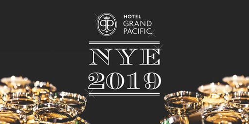 New Year's Eve Party at the Hotel Grand Pacific