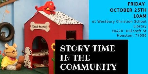 Story Time In The Community