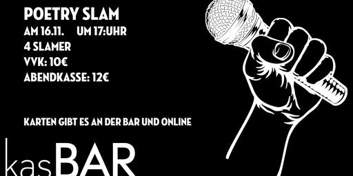 Poetry Slam in der KasBAR