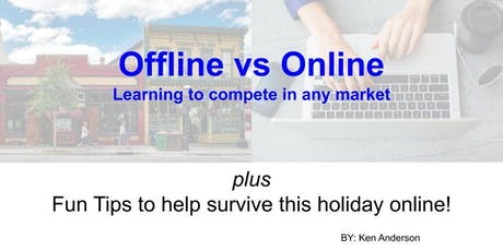STING Workshop: Offline vs. Online - Learning to Compete in Any Market tickets