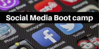 Real Estate Social Media Boot Camp