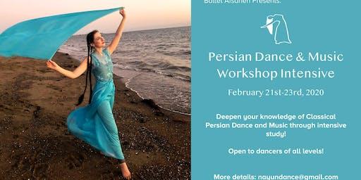 Persian Dance & Music Intensive