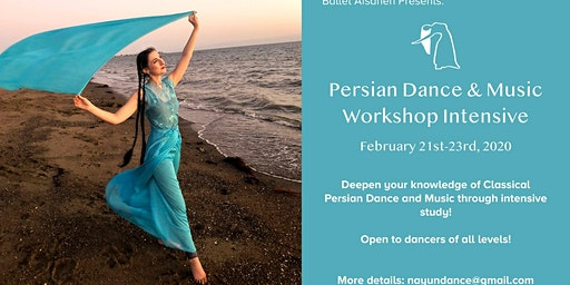 Persian Dance & Music Intensive