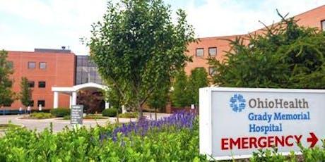 OhioHealth Grady Memorial Hospital EMS Night Out: September 2, 2020 tickets