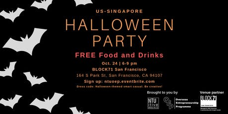 US-Singapore Halloween Party tickets