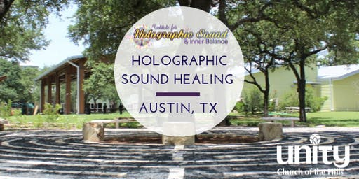 Holographic Sound Healing Practitioner Training