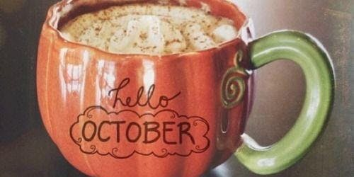 October south west coffee