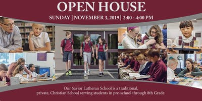School Open House PS - 8th