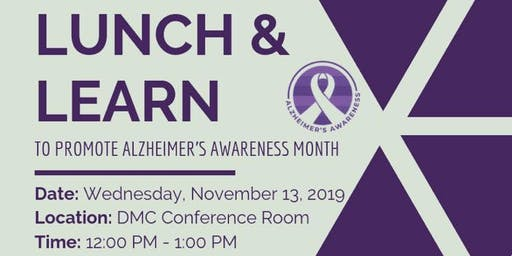 Mental Health Lunch and Learn