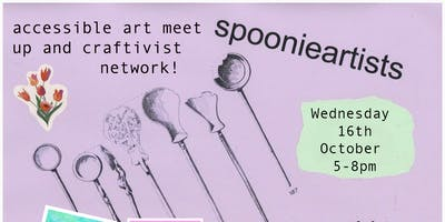 Spoonie Artists Meet-Up #1