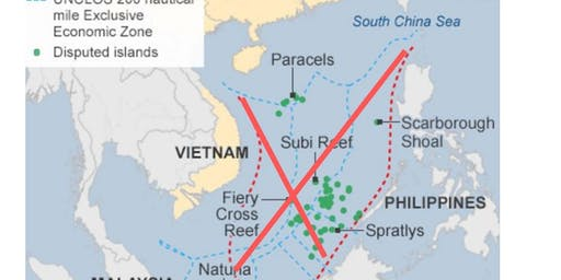 China STOPS Violating Vietnam's Territorial Waters