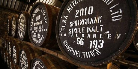 Springbank Distillery Scotch Tasting tickets