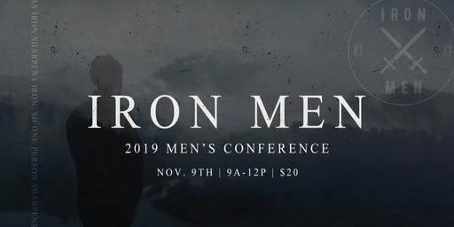 Iron Men Conference 2019