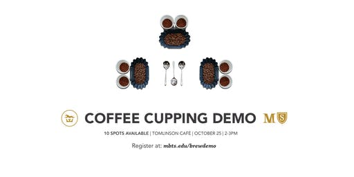 Tomlinson Cafe Coffee Cupping