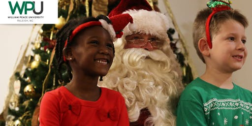 Holiday Story Hour with Santa