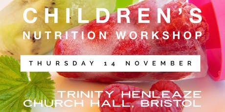 Nutrition for Healthy, Happy Children tickets