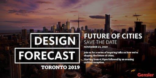 Gensler Design Forecast 2019