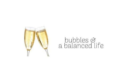 Bubbles & A Balanced Life