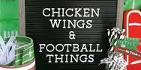 Football and Wings tickets