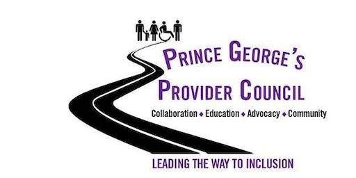 Prince George's Provider Council Roundtable Discussion