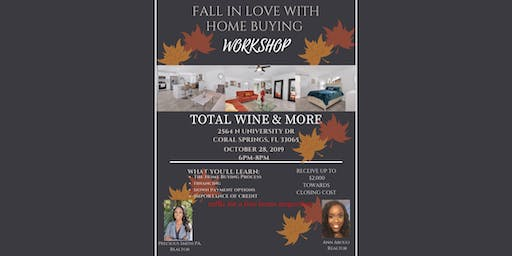 Fall Homebuyer Workshop