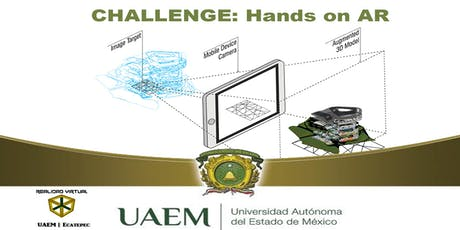 Challenge: Hands on AR entradas