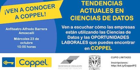 COPPEL - Tendencia en Ciencia de Datos boletos