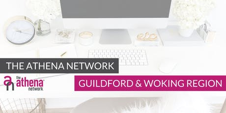 The Athena Network Lunch, Guildford tickets