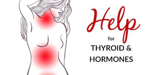 Thyroid and Hormones Seminar: Saturday Morning Event!