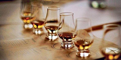 Spirit In The Dark: St. Louis Bourbon Society Tasting with Bourbon & Banter