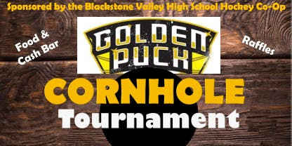 Blackstone Valley HS Hockey Cornhole Tournament