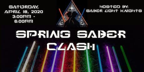 Spring Saber Clash - Invitational LED Saber Tournament tickets