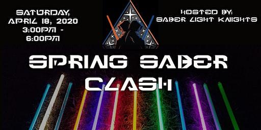 Spring Saber Clash - Invitational LED Saber Competition