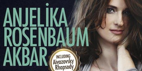 Anjelika Akbar presents From Istanbul to St. Petersburg tickets
