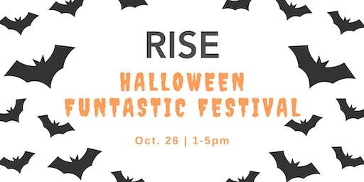 RISE - Halloween Funtastic Festival