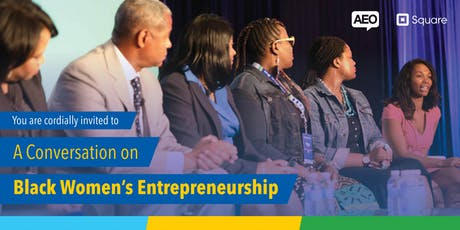 A Conversation on Black Women's Entrepreneurship tickets