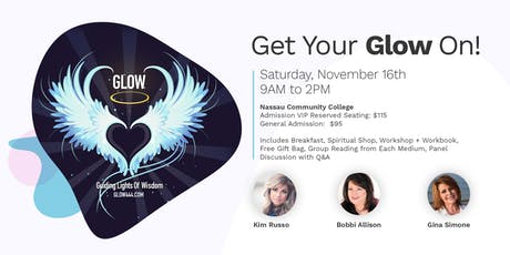 Guiding Lights of Wisdom with Gina Simone, Kim Russo & Bobbi Allison tickets