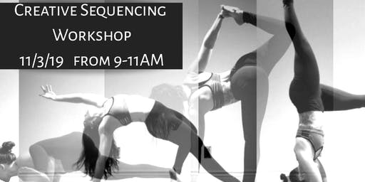 Creative Sequencing Workshop