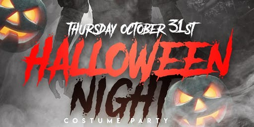 Halloween Night at Myth Night Club!
