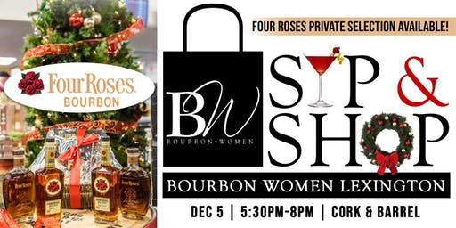 Bourbon Women Annual Holiday Sip & Shop - Lexington KY