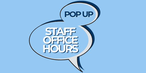 Staff Office Hours
